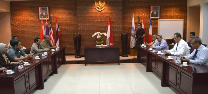 Signatory of Memorandum of Understanding with West Java High Court