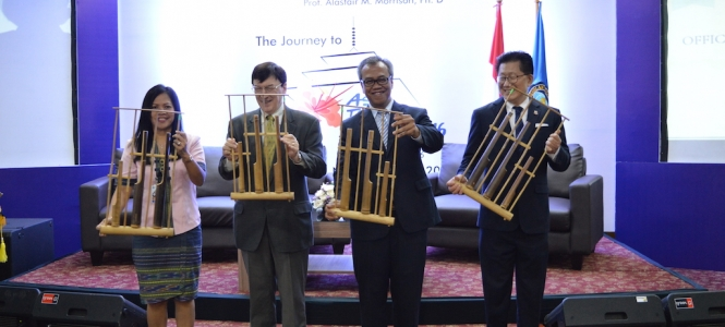 POWER TALK: JOURNEY TO ASIA TOURISM FORUM 2016