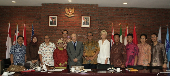 Bandung Institute of Tourism signed an MoU renewal with La Rochelle France